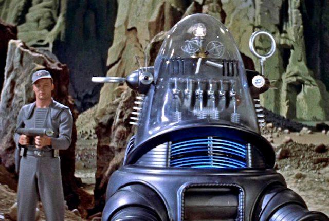 Eco-robot: il robot e lo Sputnik