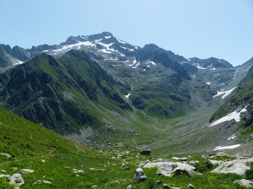 Vivere in montagna