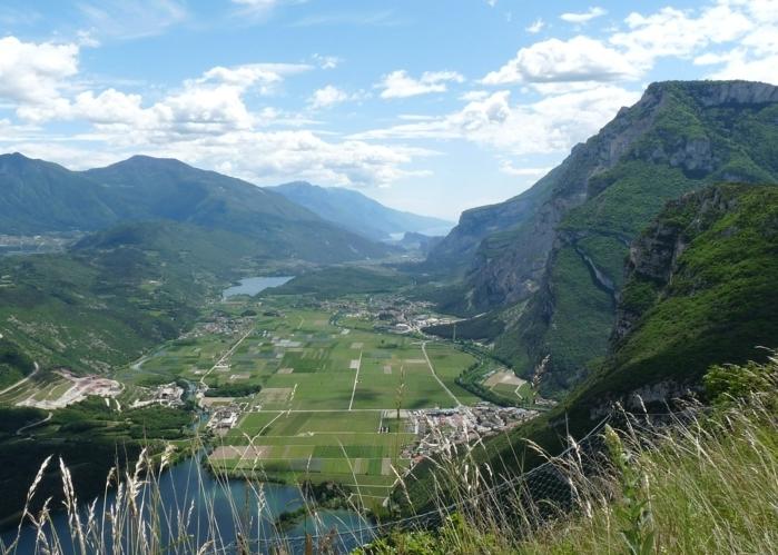 valle dei laghi