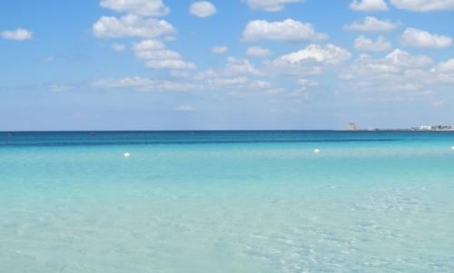 Via della Costa salentina: è un itinerario panoramica che permette di ammirare il mare cristallino del Salento.