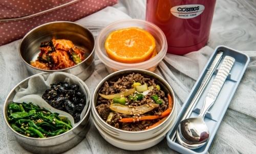 Vivere senza plastica: investi nellacquisto di contenitori di alta qualità per il pranzo fuori casa.