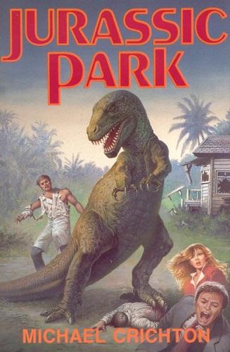 """""""Jurassic Park"""" (1990) di Michael Crichton, da dove è partito tutto"""