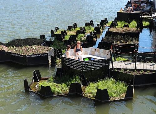barriere-galleggianti-cattura-plastica-rotterdam-olanda-recycled-park