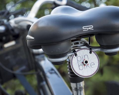Pin Bike