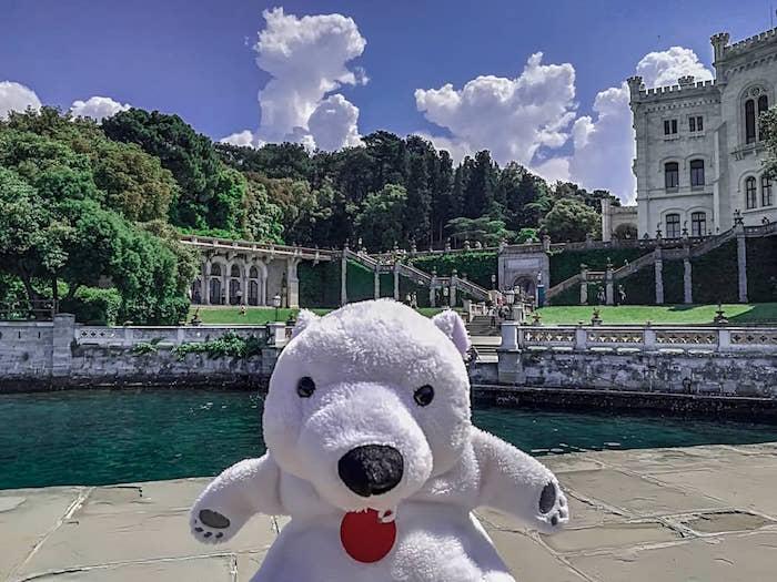 Polo Polar Castello di Miramare Trieste