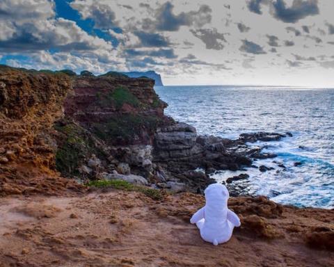 Sardegna, Spiaggia di Porto Ferro