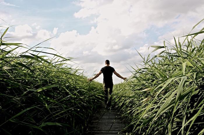 stanchezza passeggiare natura