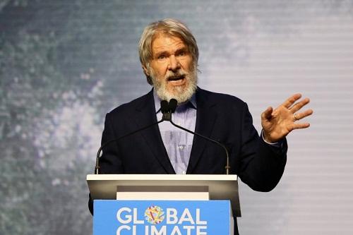 -Harrison Ford-Cambiamenti climatici-