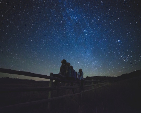 dark sky parks osservare cielo