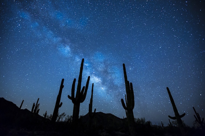 dark sky parks via lattea deserto