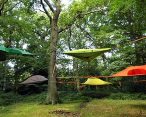 Tree Tents Trekking
