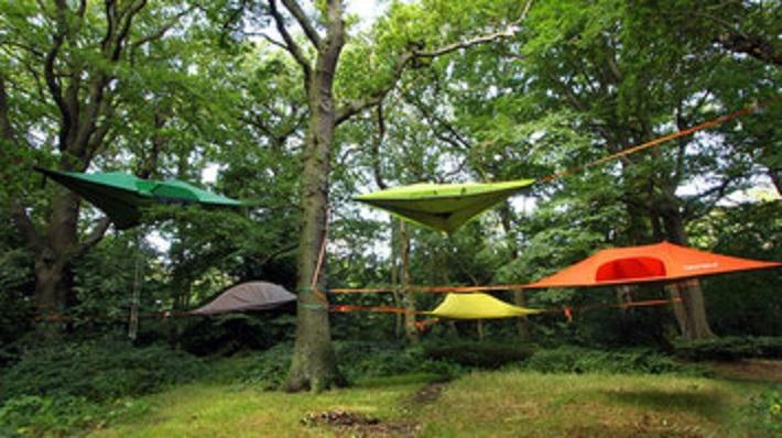 Tree Tents Trekking