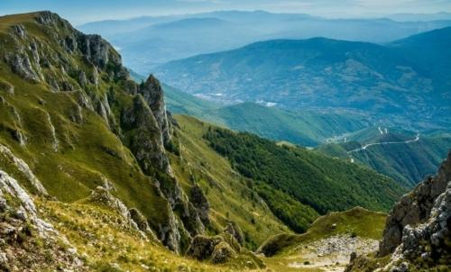 """Alpi Dinariche Fonte foto: pagina FB """"Via Dinarica"""""""