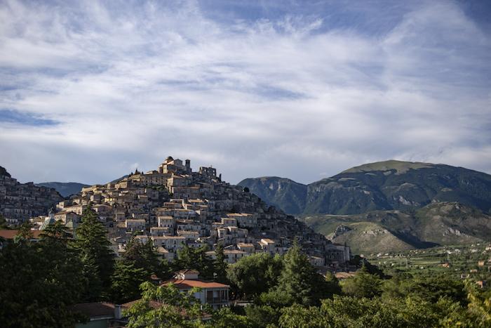 Va' Sentiero, Sentiero Italia, Morano Calabro