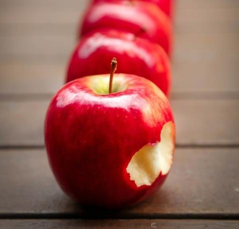 Burro di mele