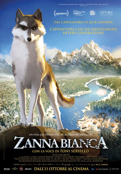Locandina Zanna Bian