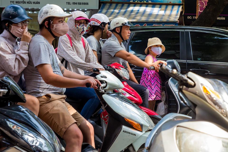 OMS: bambini e inquinamento