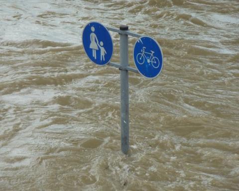 rischio idrogeologico alluvione
