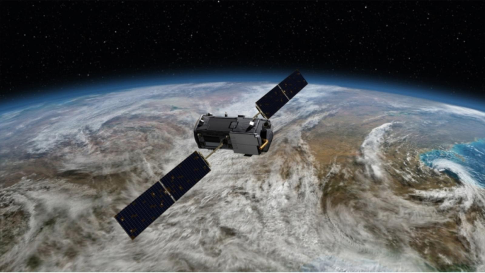 satellite foto planetario pino torinese