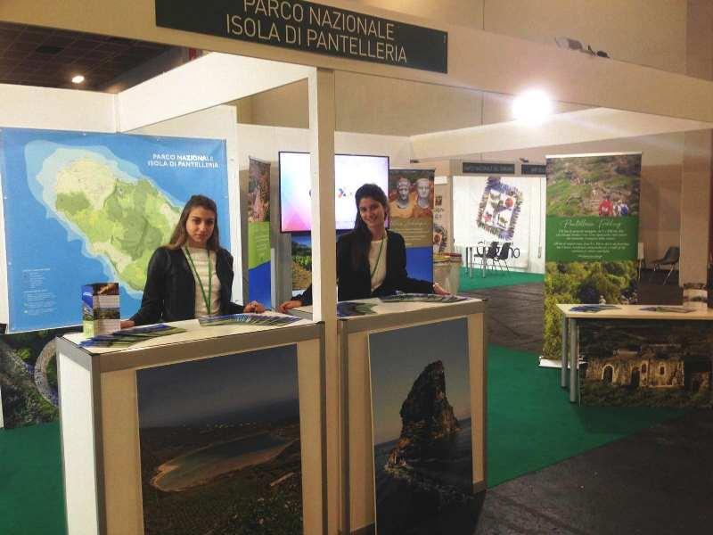 Il Parco Nazionale Isola di Pantelleria è stato ospite della prima edizione di Parchi da amare