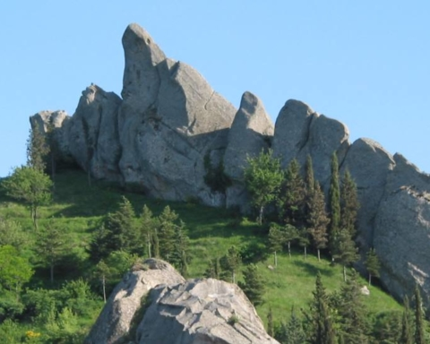 Parco Piccole Dolomiti Lucane