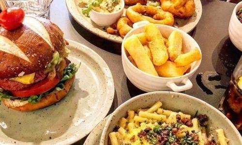 "Unity Diner Fonte foto: pagina FB ""Unity Diner"""