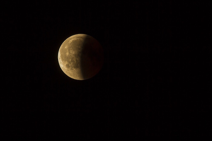 eventi astronomici eclissi lunare