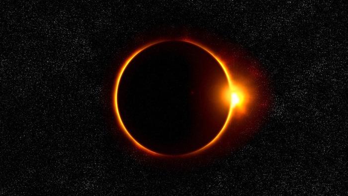 eventi astronomici eclissi solare