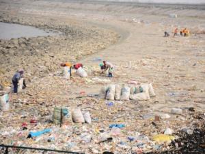 Plastica. Sono 10 i fiumi più inquinati del mondo. Yangtze, Cina. Alex Bellini