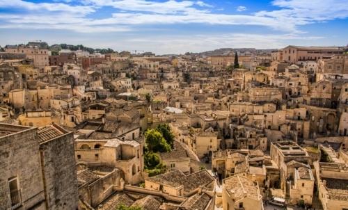 Il 2019 è anche l'anno di Matera come capitale della cultura
