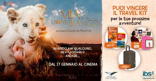 -Mia e il leone bianco-Travel Kit-