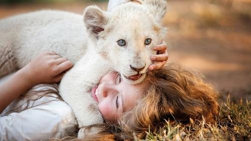 -Mia e il leone bianco-scena-