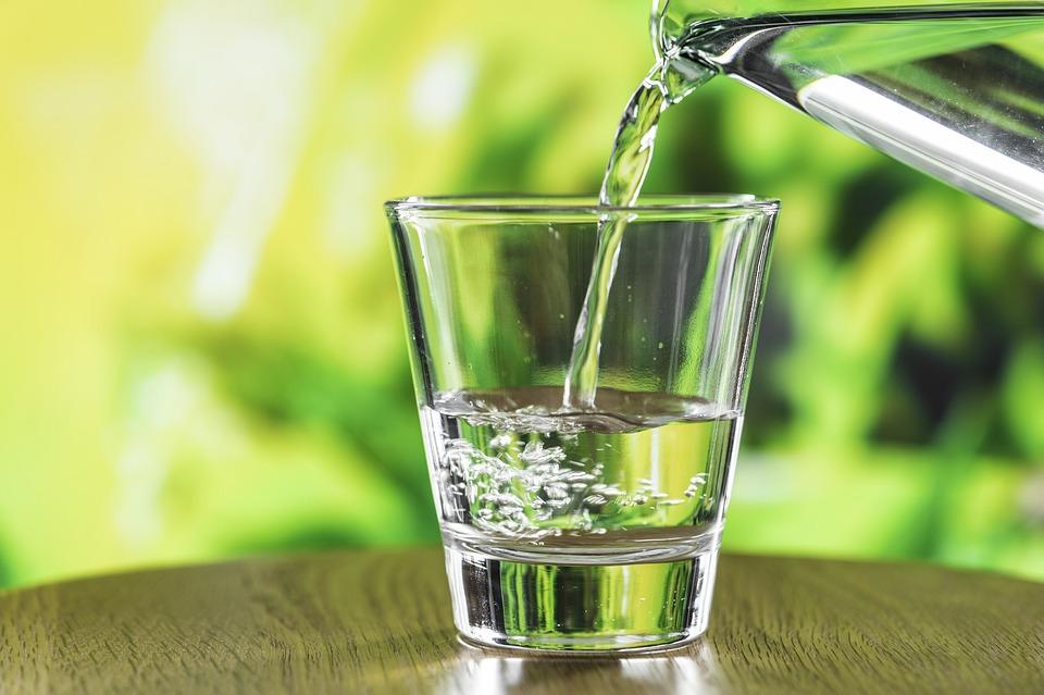 Come idratare l'organismo