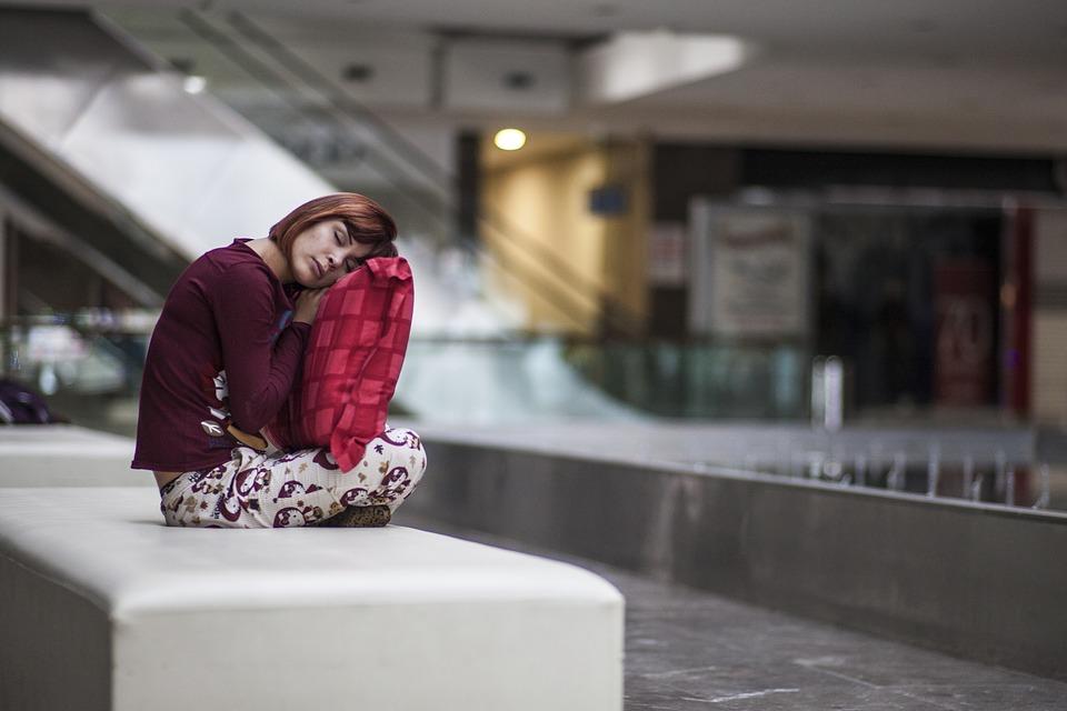stanchezza e disidratazione