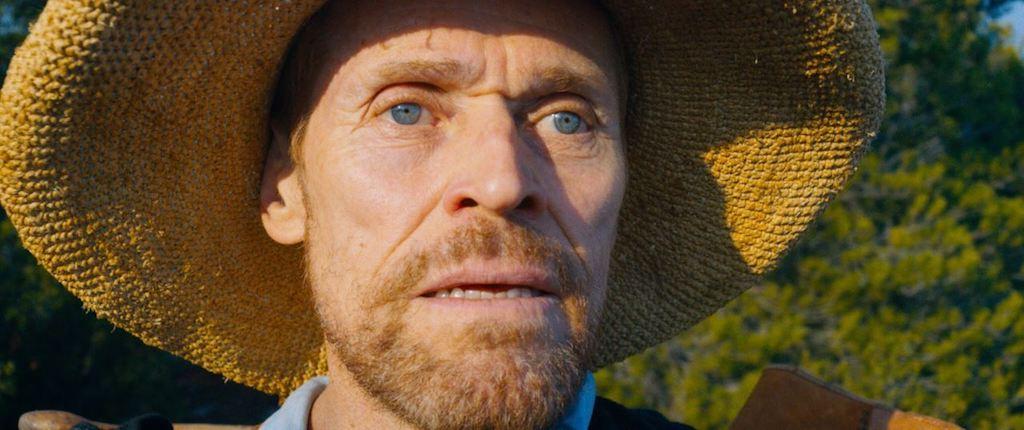 Ambiente, cultura e spettacolo: Willem Dafoe in Vincent Van Gogh