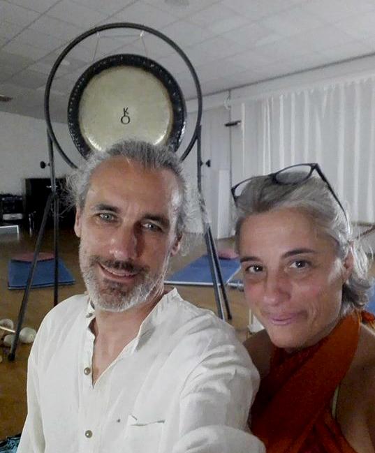 Barbara Quargnolo ed Enrico Bilotta
