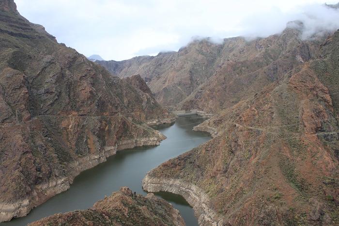cammino di santiago gran canaria canyon