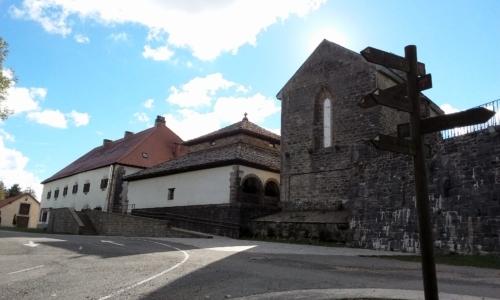 Roncesvalles è un piccolo comune spagnolo che conta solo 30 abitanti.