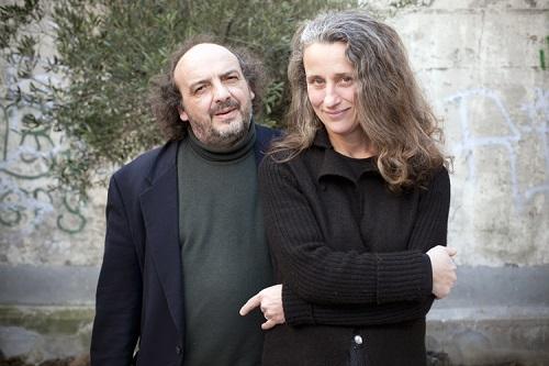 I registi di Chaco, Daniele Incalcaterra e Fausta Quattrini