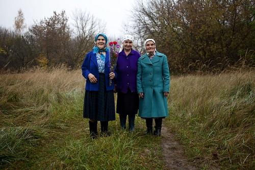 Le Babushke di Chernobyl