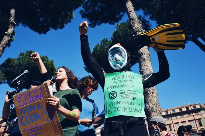 Extinction Rebellion Italy