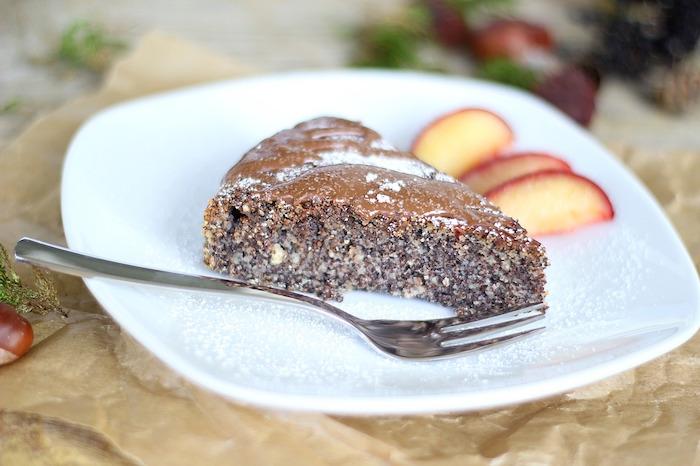 semi di papavero torta