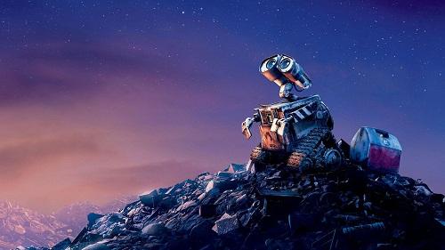 WALL E di Andrew Stanton (USA 2008, 98')
