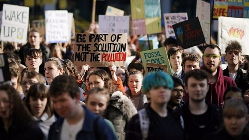 -Sing For The Climate-proteste-