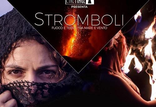 Stromboli Locandina