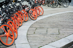Sharing mobility a zero emissioni