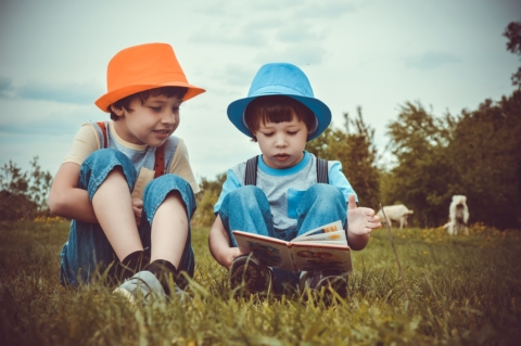 Un libro da sfogliare nella Giornata del Libro e del Diritto d'Autore