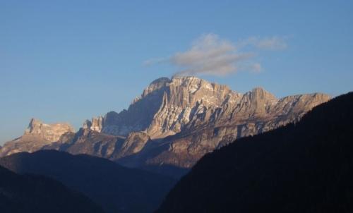 Dolomiti, patrimonio UNESCO