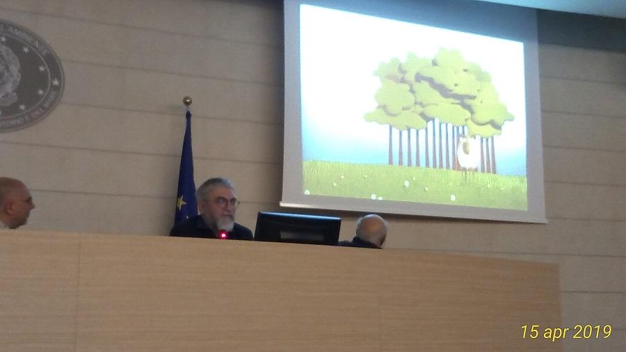 CinemAmbiente. Gaetano Capizzi al Ministero dell'Ambiente presenta CinemAmbiente Junior