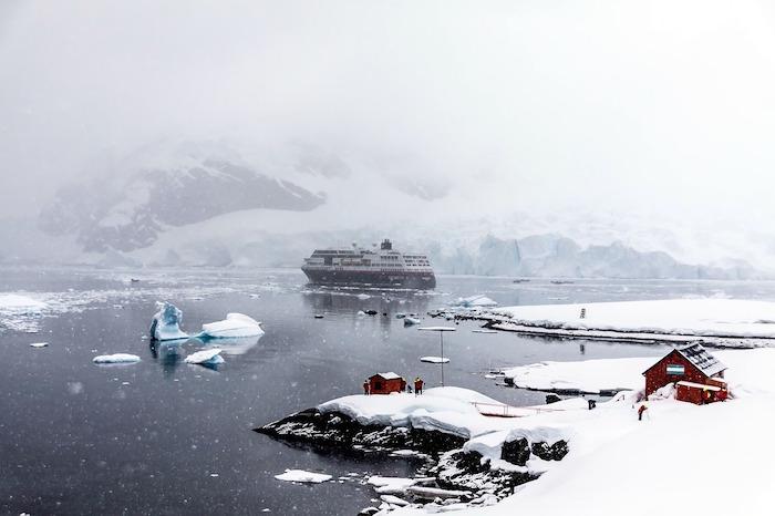 giornata mondiale dei pinguini nave
